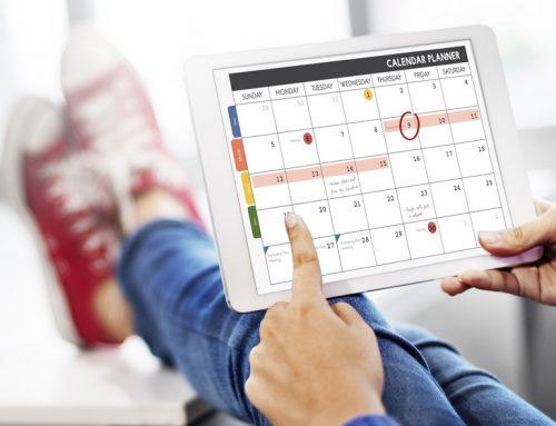 Sinnvolle Jahresplanung mit dem magischen Dreisprung