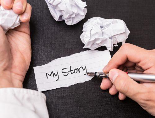 You decide about your Story – die Kraft der eigenen Geschichte